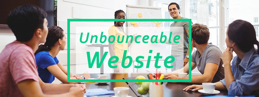 How-To-Make-A-Website-Unbounceable